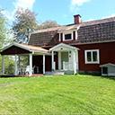 Domek czerwony w Szwecji pod wynajem