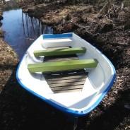Łódka przy brzegu