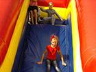 Zjeżdzalnia dla dzieci
