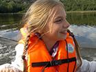 Pływanie łódką