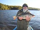 Łowienie ryb jezioro i okoń