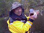 Ryba duży sandacz