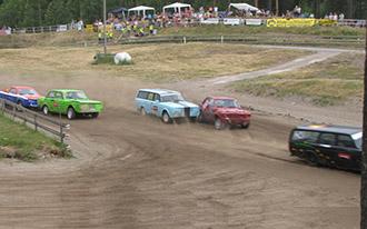 Wyścigi Rallycross w Szwecji