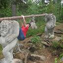 Park troli w Szwecji